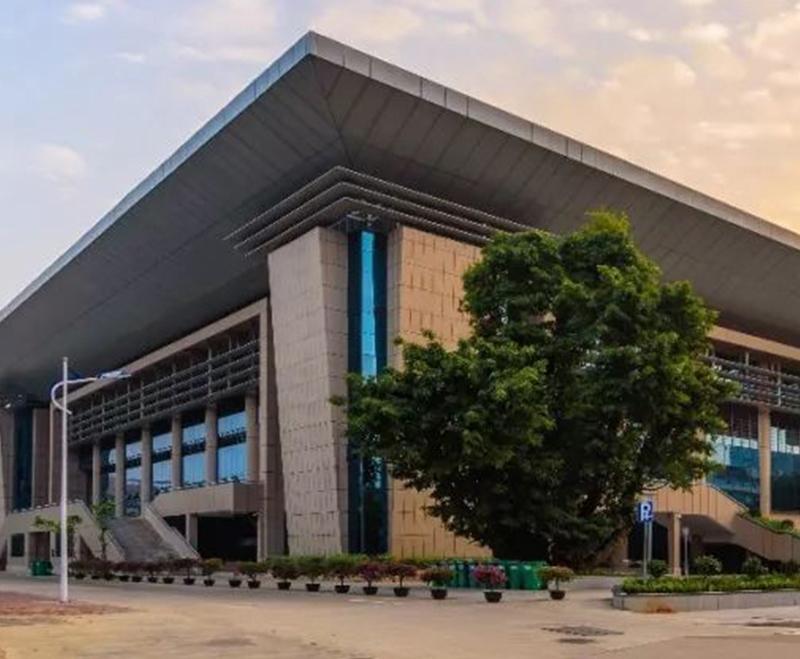 广西大学体育馆