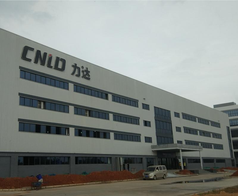 广州力达电器生产厂房