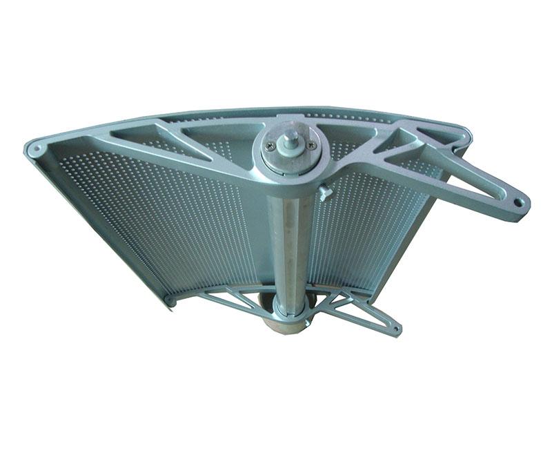 轴转式冲孔百叶BY02-2